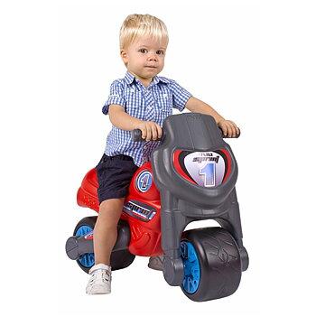 Trehjuling Sprint Feber Röd (18+ månader)