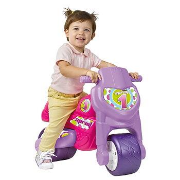 Trehjuling Sprint Feber Violett (18+ månader)