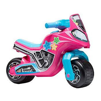Trehjuling Moto Cross Race Moltó Rosa (1+ år)