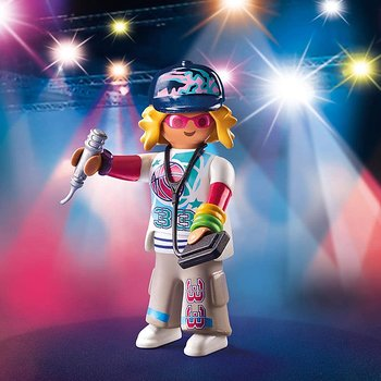 Docka Rapper Playmobil 70237 (7 pcs)