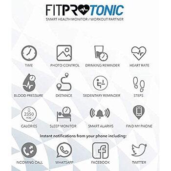 Aktivitetsarmband Kounga FitPro Tonic (Renoverade B)
