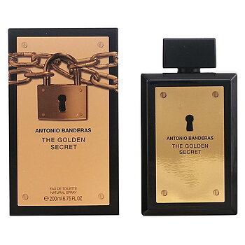 Men's Perfume The Golden Secret Antonio Banderas EDT Kapacitet 100 ml