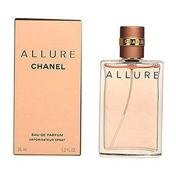 Women's Perfume Allure Chanel EDP Kapacitet 50 ml