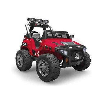 Elektrisk bil för barn Injusa Monster 24 V (117 x 94 x 92 cm)