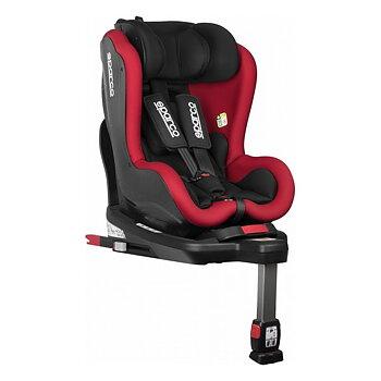 Bilstol Sparco SK500 Svart/Röd
