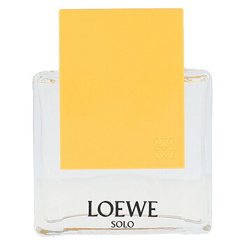 Parfym Damer Solo Loewe Loewe EDT Kapacitet 50 ml