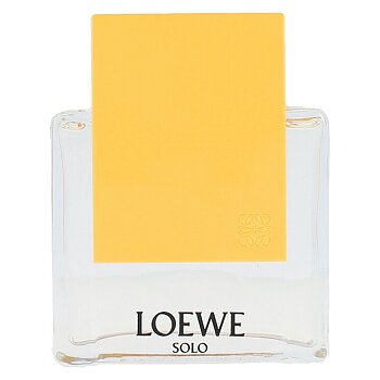 Parfym Damer Solo Loewe Loewe EDT Kapacitet 100 ml