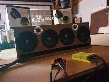 """LW Planka 4X6,5"""""""