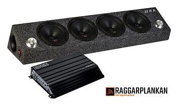 EDGE DBX Raggarplanka + EDA350.2