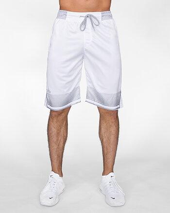 GAVELO Sniper White Shorts