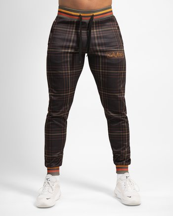 GAVELO Track Pant Brixton Brown