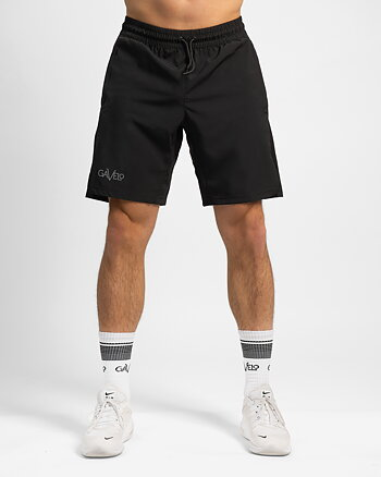 GAVELO Crossfit Shorts Black