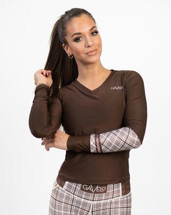 GAVELO GLNCHCK 4 långärmad tröja