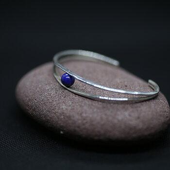Armband med lapis lazuli