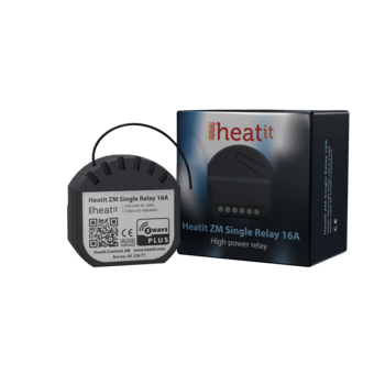 Heatit ZM Single Relay 16A