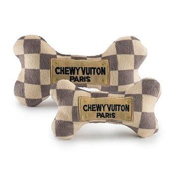 HAUTE DIGGITY DOG CHECCKER CHEWY VUITON HUNDBEN