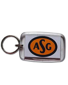 Nyckelring ASG