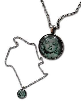 Halsband Monroe Vintage Feeling