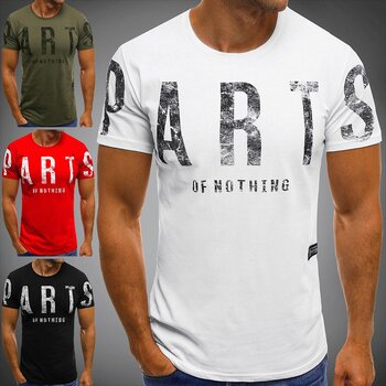 Printed T-shirt | 4 olika färger