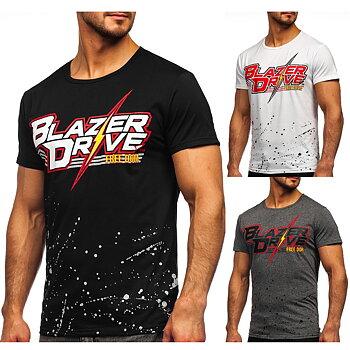 Printed T-shirt 3 olika färger