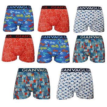 8-Pack Boxershorts GIANVAGLIA
