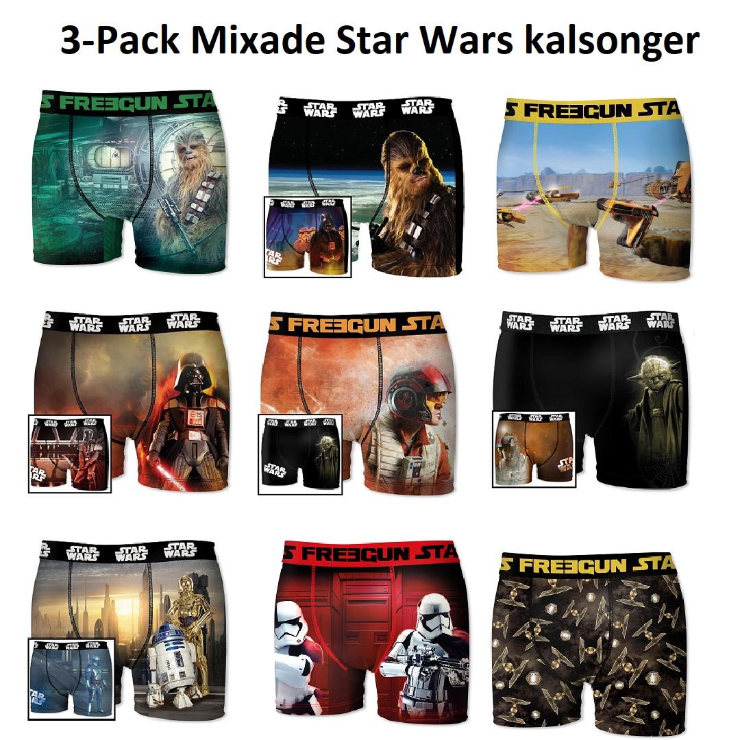 star wars kalsonger herr