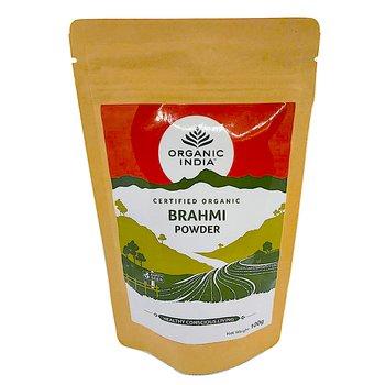 Brahmi Pulver Eko. 100g, Organic India
