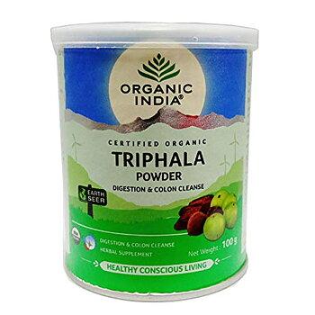 Triphala Pulver Eko. 100g, Organic India