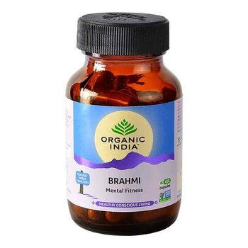 Brahmi / Gotu Kola Eko. 90kaps, Organic India