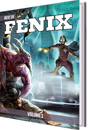 Best of Fenix Volume 1 (hardcover)