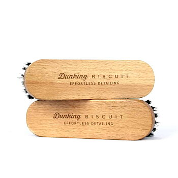 DUNKING BISCUIT - LEATHER CARE BRUSH