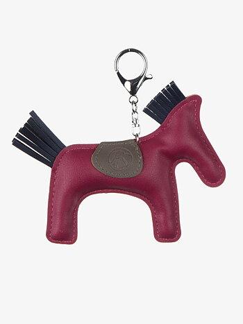 Horse Keychain Pink