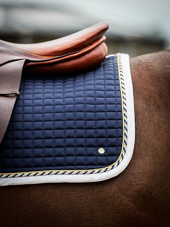 Jump Saddle Pad, Navy