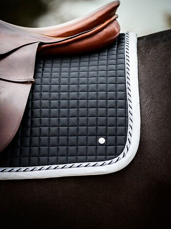 Jump Saddle Pad, Black, PRO.E