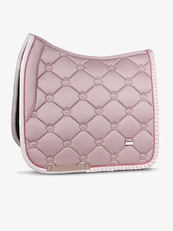 Dressage Saddle Pad, Pink