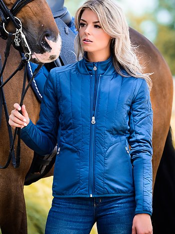 Lightweight Jacket, Isabella, Neptuna