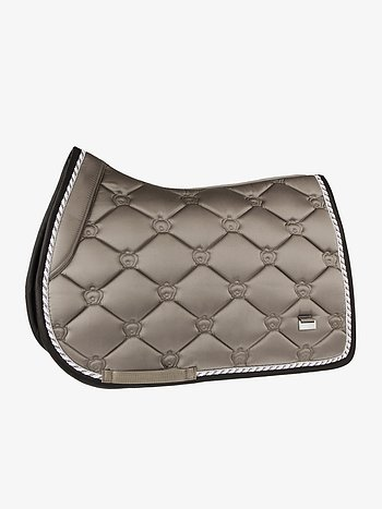 Jump Saddle Pad, Ice Coffee