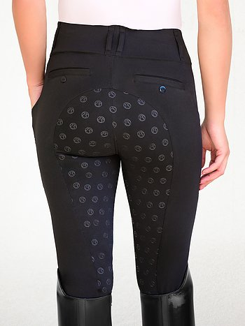 Reitleggings, Mathilde, Black