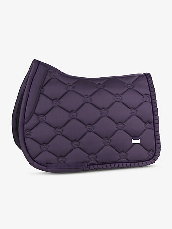 Jump Saddle Pad, Plum