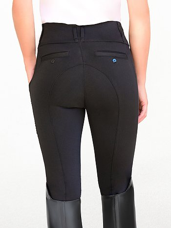 Reitleggings, Alicia, Black