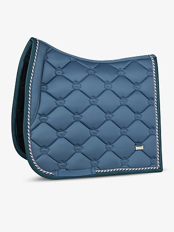 Dressage Saddle Pad, Sea