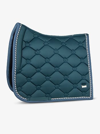 Dressage Saddle Pad, Petrol