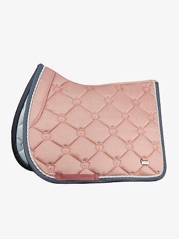 Jump Saddle Pad, Blush