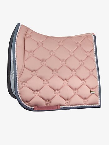 Dressage Saddle Pad, Blush