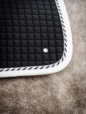 Jump Saddle Pad, Black, PRO