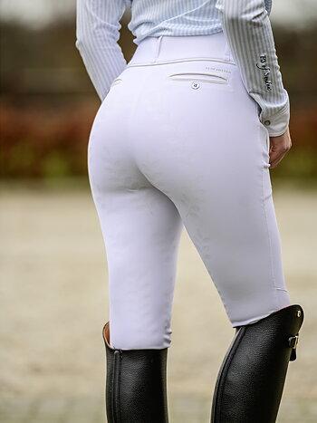 Breeches, Robyn, White