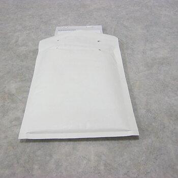 Emballagepåse vit Mail Lite 240X330 mm