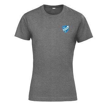 T-shirt Grå - Dam