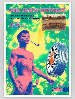 Dum Inuti Huvudet '69 poster