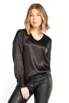 SIENNA BLOUSE BLACK